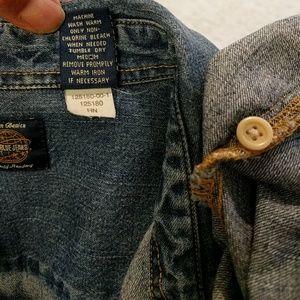 GAP Tops - Gap denim shirt